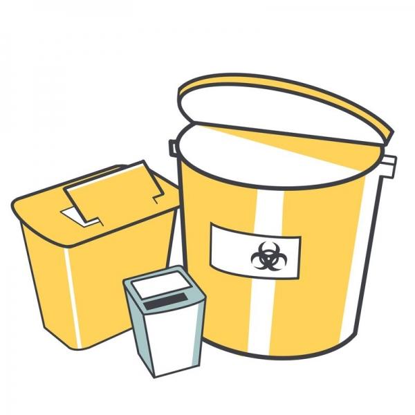 Сбор и хранение отходов