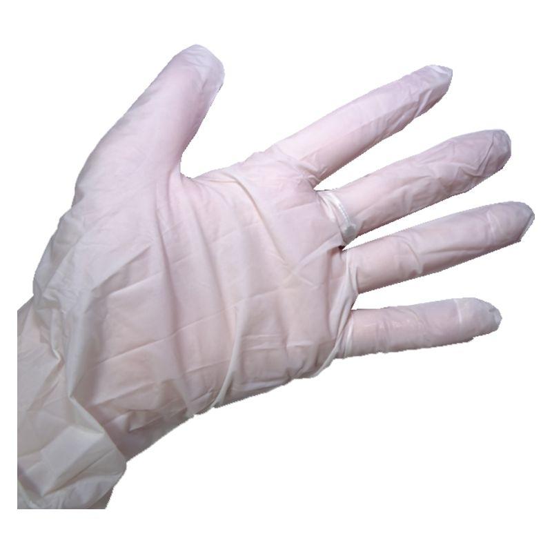 Перчатки смотровые одноразовые