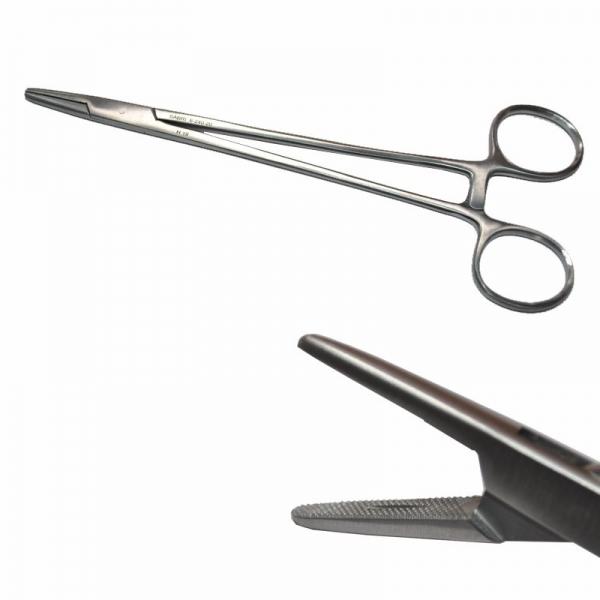 Иглодержатель хирургический Mayo-Hegar 200 мм