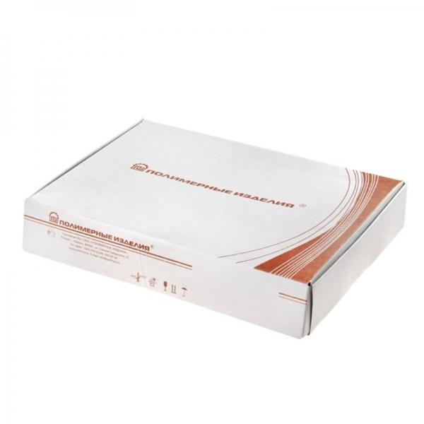 Калоприемник полимерный с мешочком-сборником в упаковке
