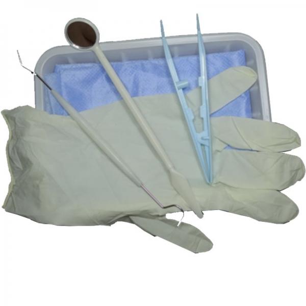 Набор стоматологический одноразовый стерильный «ЕваДент» тип 1