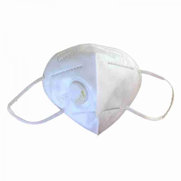 Маска респиратор медицинская c клапаном KN95 ЭирСейф 204 NR FFP2 К