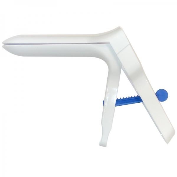 Зеркало гинекологическое полимерное стерильное по Куско тип D1, размер М, белое
